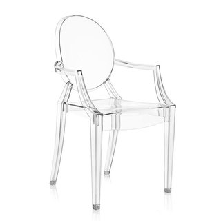 Kartell Stuhl Louis Ghost