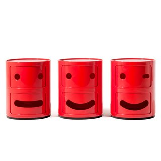 Kartell Container Componibili Smile 1969